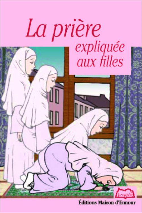 La prière expliquée aux filles -0