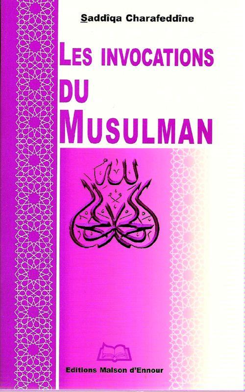 Les invocations du musulman-0