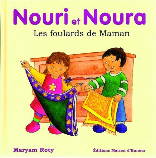 Nouri et Noura 1 : les foulards de Maman-0