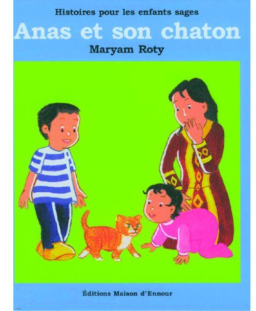 Anas et son chaton-0