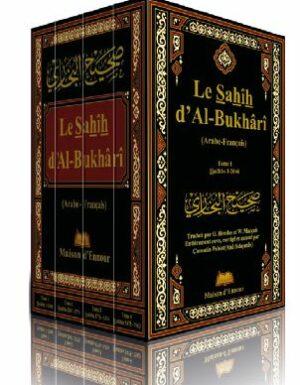 Sahîh al-Bukhârî Complet Arabe-Français