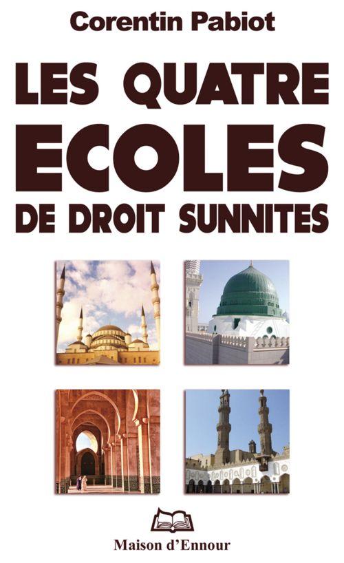 Les quatre écoles de droit sunnites-0