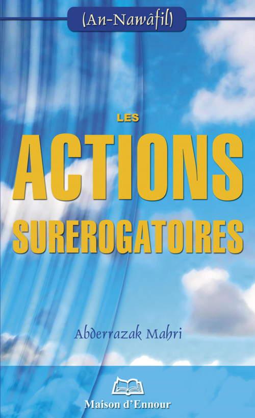 Les actions surérogatoires-0