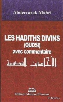 Les hadiths divins Qudsî avec commentaire-0