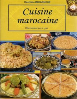 Cuisine marocaine - illustration pas à pas-0