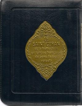 Le Saint Coran et la traduction en langue française du sens de ses versets (FR)-0