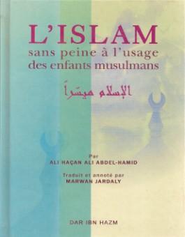 L'Islam sans peine à l'usage des enfants musulmans - الاسلام ميسرا-0