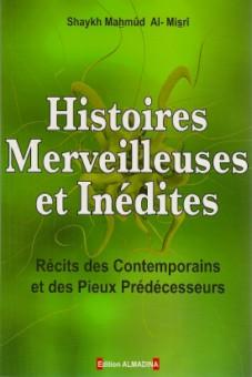Histoires merveilleuses et inédites-0