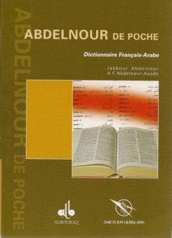Dictionnaire Abdel-Nour de poche – Français/Arabe