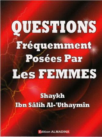 Questions fréquemment posées par les femmes-0