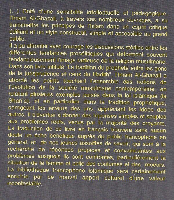 La tradition du Prophète (La Sunna)-1753