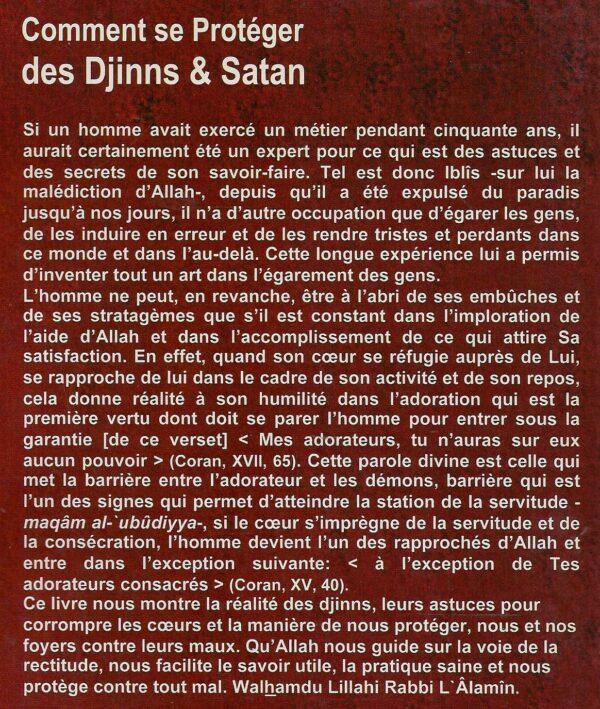 Comment se protéger des djinns et Satan ?-1568