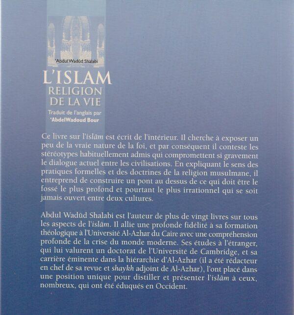 L'islam religion de la vie -1770