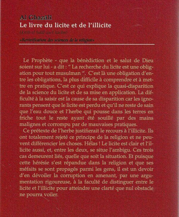 Le livre du licite et de l'illicite-1783