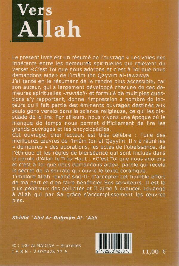 Vers Allah -1481