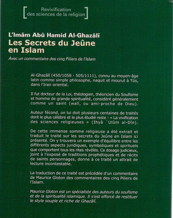 Les secrets du jeûne en Islam -1798