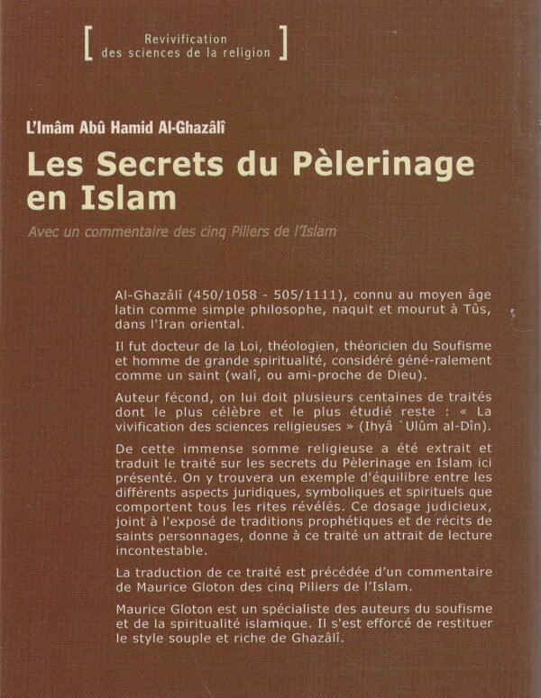 Les secrets du pèlerinage en Islam-1814