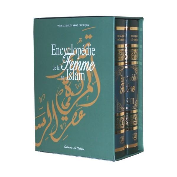 "Encyclopédie de la femme en Islam "" Coffret en 2 Tomes ""-0"