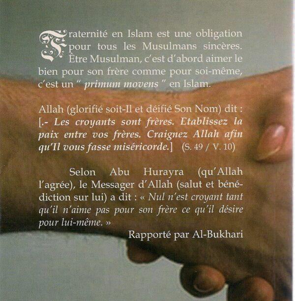 L'Islam et la fraternité-2106