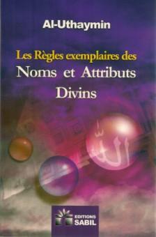 Les règles exemplaires des noms et attributs divins-0