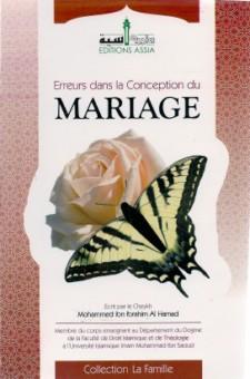 Erreurs dans la conception du mariage – Tome 1