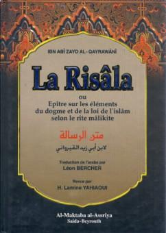 La Risâla ou Epître sur les éléments du dogme et de la loi de l'Islam selon le rite mâlikite-0