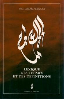 Lexique des termes et des définitions-0