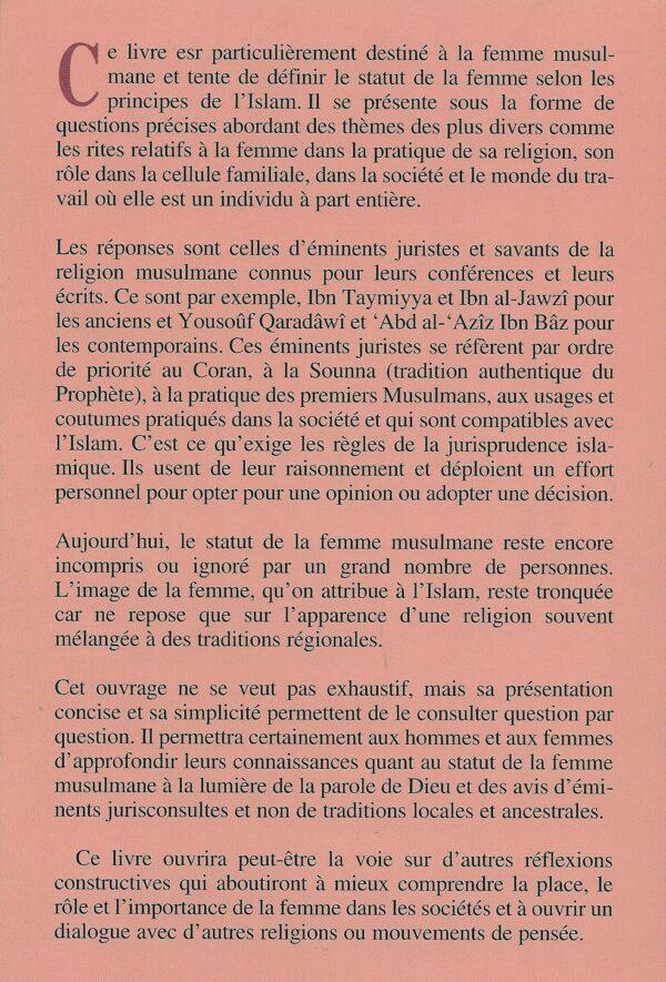 Statut de la femme musulmane -1984