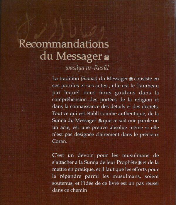 Recommandations du Messager -2248