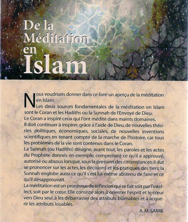 De la méditation en Islam-2482
