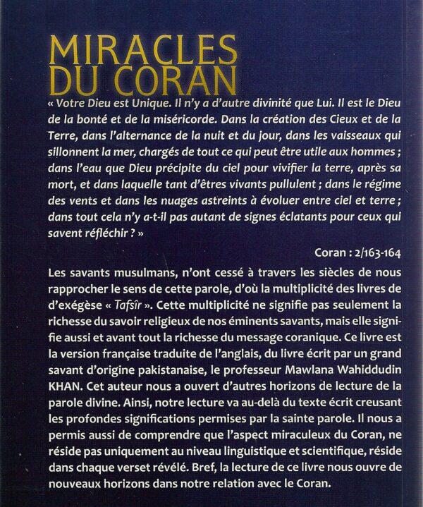 Miracles du Coran -2604