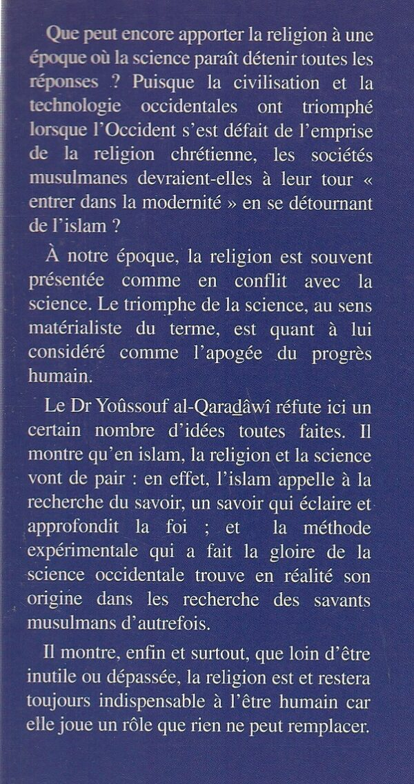La religion à l'époque de la science -2623
