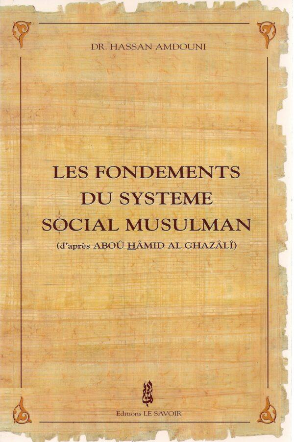 Les fondements du système social musulman -2750