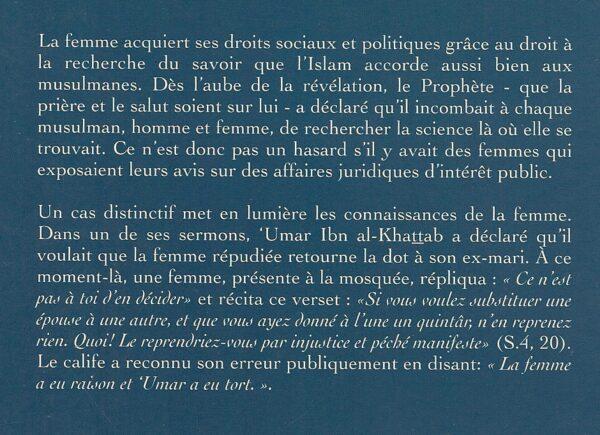 La femme musulmane dans la société - Volume 2-2849