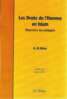 Les droits de l'homme en Islam : réponses aux préjugés -0