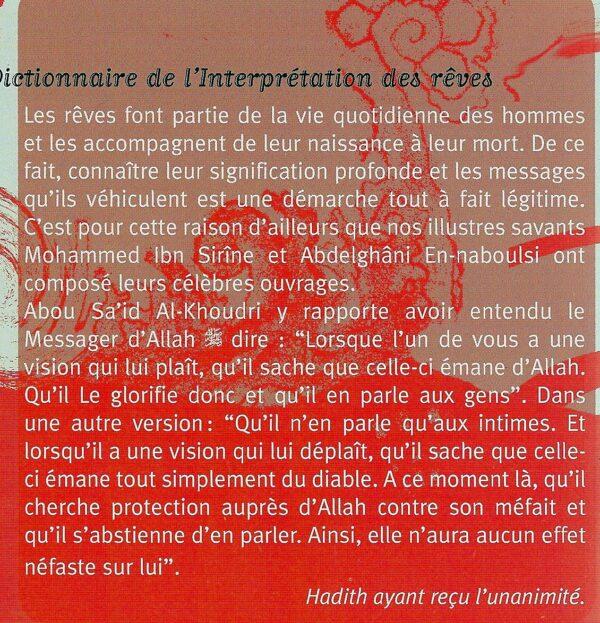 Dictionnaire de l'interprétation des rêves-2945