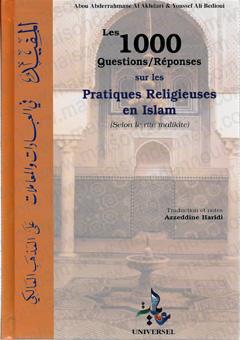 Les 1000 questions/réponses sur les pratiques religieuses en Islam-0