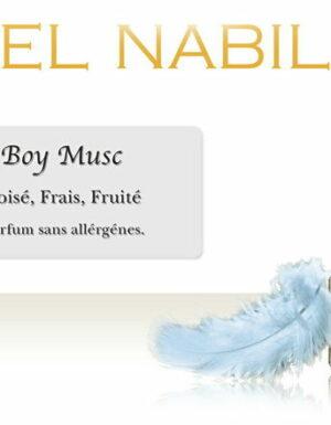 Parfum El Nabil : Boy Musc (Enfant)-0