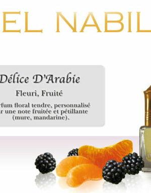 Parfum El Nabil : Délice D'Arabie (Femme/mixte)-0