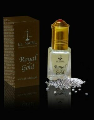 Parfum El Nabil : Royal Gold (mixte)-0