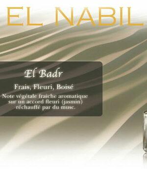 Parfum El Nabil : El Badr pour Homme-0