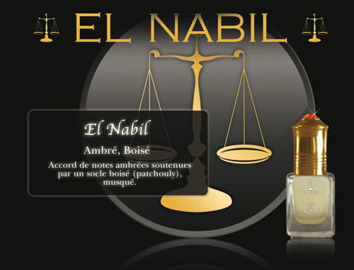 Parfum El Nabil pour Homme-0