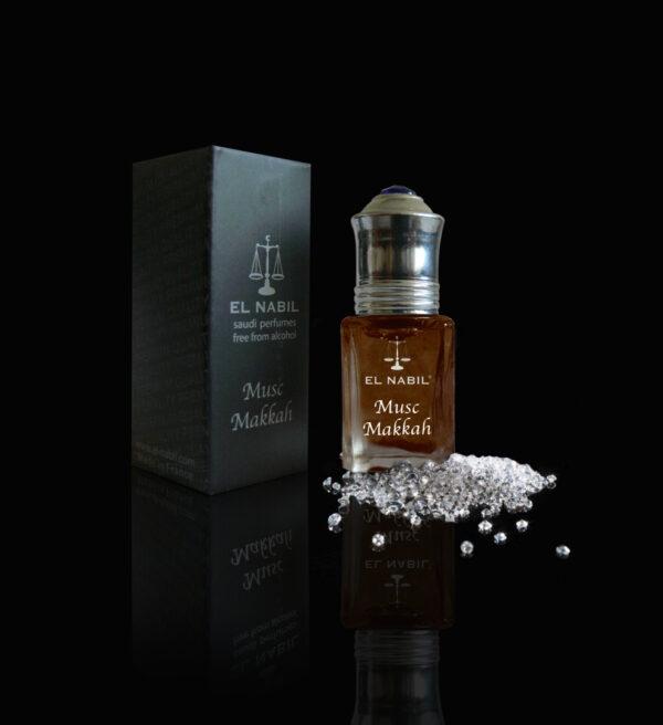 Parfum El Nabil : Musc Makkah (Homme)-3360