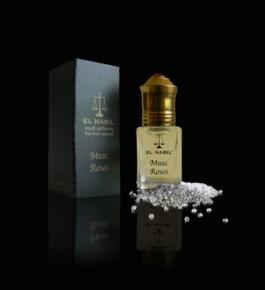 Parfum El Nabil : Musc Roses (Femme)-3393