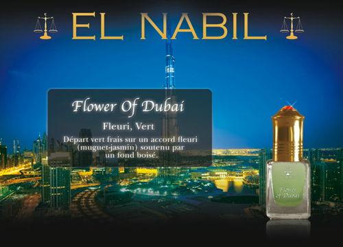 Parfum El Nabil : Flower of Dubai (Femme)-0