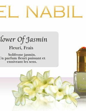 Parfum El Nabil : Flower of Jasmin pour Homme-0