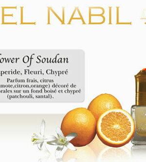 Parfum El Nabil : Flower of Soudan pour Homme-0