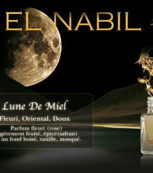 Parfum El Nabil : Lune de Miel (Femme/mixte)-0