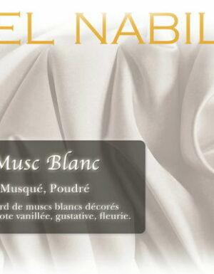 Parfum El Nabil : Musc Blanc (Homme)-0