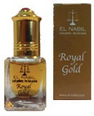 Parfum El Nabil : Royal Gold (mixte)-5864